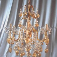 Small Frutti d'Oro Chandelier