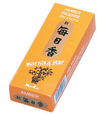 Amber Stickless Incense