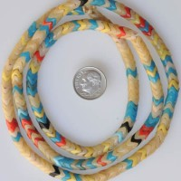 French Snake Beads