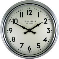 New World Chrome CLock