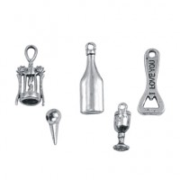 Party Time Charms