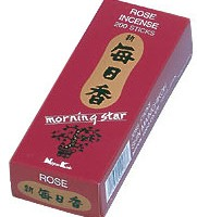 Rose Stickless Incense