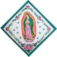 Virgin of Guadeloupe Scarf