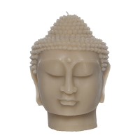 Enlightened One Buddha Candle