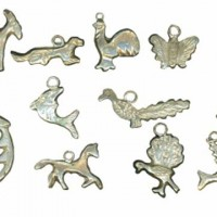 Milagros Animal Charms