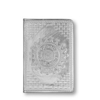 Small Silver Notebook