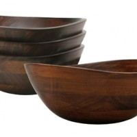 Wave Rim Bowl Set