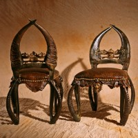 Asantehene Chair Set