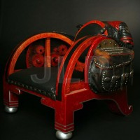 Cafe Racer Chair