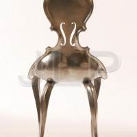 Elegant Violin Chair