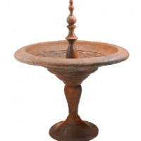 Finial Fountain