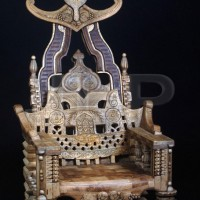 Genghis Khan Throne