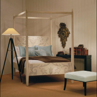 Artists Loft Canopy Bed