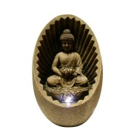 Buddha Egg Fountain