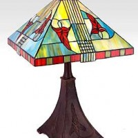 Bungalow Desk Lamp