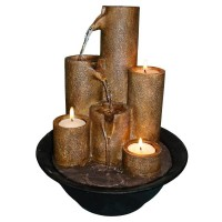 Candle Fountain
