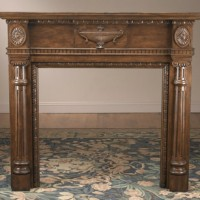 Empire Style Fireplace Surround