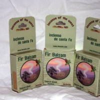 Fir Balsam Incense