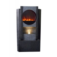 Fireplace Fountain