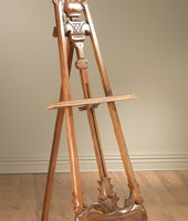Large French Easel