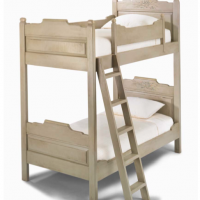 Oak Leaf Bunk Bed