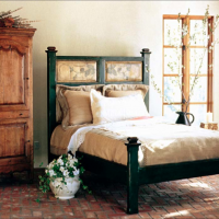 Olive Branch Bed