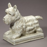 Scotty Dog Figurine