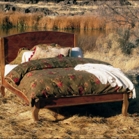 Summer Villa Bed