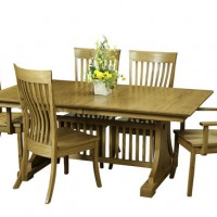 Amish Nostalgia Dining Set