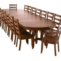Amish Style Family Table