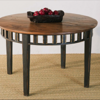Arts & Crafts Style Dining Table