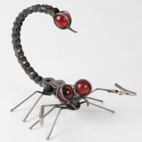 Bike Chain Scorpion