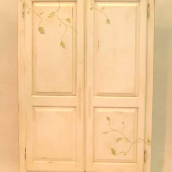 Buttermilk Armoire