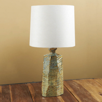 Celadon Ceramic Lamp