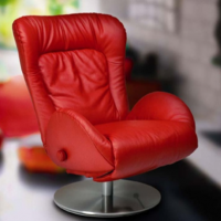 Cherry Reclining Chair 2