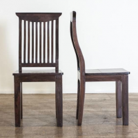 Curved Side Chair