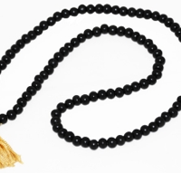 Ebony Mala Prayer Beads