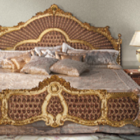Fratelli Fan Bed