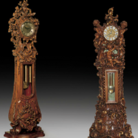 Fratelli Grandfather Clocks