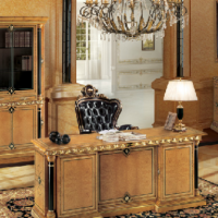 Honey Gold Fratelli Office Set