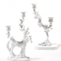 Lewis Carroll Candle Holders