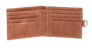 Moroccan Leather Billfold