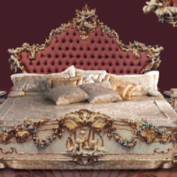 Ornate Fratelli Bed Frame