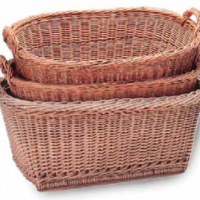 Oval Laundry Baskets