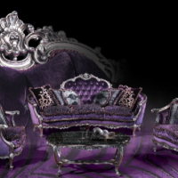 Purple Prince Fratelli Set
