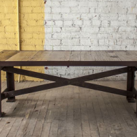 Railroad Coffee Table