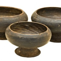 Round Footed Bowls