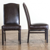 Samantha Leather Chair