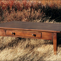 Shaker Style Coffee Table
