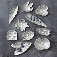 Aluminium Leaf Dishes